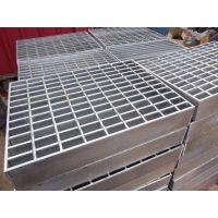重型沟盖板江苏中洛钢格板厂家直销热镀锌格栅板镀锌踏步板