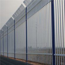 钦州院墙隔离栅栏热销 柳州厂房围栏订做 百色住宅护栏厂家