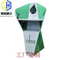 安迪板洗发水展架定制工厂 东莞锦瀚展示设计日化类展示助销物料