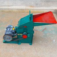 山西小型饲料粉碎机 商用锤式破碎机多功能小型移动式破碎机