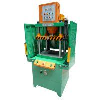 四柱不锈钢拉伸机 东莞金诚品牌 小型台式油压机 轴承 转子冲压机