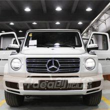 深圳奔驰G500改装大气而奢华的内饰 展示不一样的G500