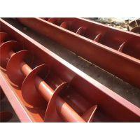 供应中冶LS型有轴螺旋输送机 粉末颗粒有轴螺旋输送机