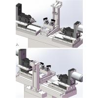 锡颢特双头多孔位钻孔机 加工中心多位置装夹中心钻孔