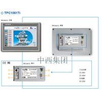 中西dyp 嵌入式一体化触摸屏 型号:KL08-TPC1061Ti库号:M405046