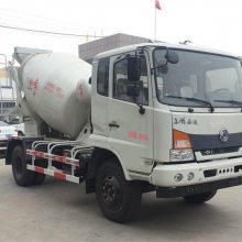 东风D912(随专)混凝土搅拌运输车