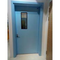 医院专用钢质门|医用病房门山东厚朴科技厂家