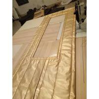 全国厂家长期供应各种材质的棉门帘