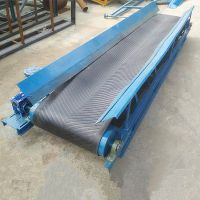 内蒙古优质皮带输送机生产商 防油耐腐带式输送机批发