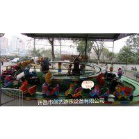 创艺游乐厂家直销火爆公园游乐园项目立环跑车