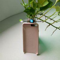 供应出口苹果iphone678液态硅胶手机套手机壳 三边包超薄内超纤手机保护套 专供亚马逊 ebay