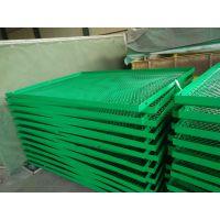 厂家生产定制铁路桥梁金属浸塑防抛网
