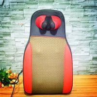 红外按摩靠垫 多功能按摩枕 颈椎 腰椎按摩器腰部背部叩击按摩器