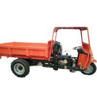 批发七速加重柴油三马子 两吨拉货用三轮车 家具板材用的工程三轮车