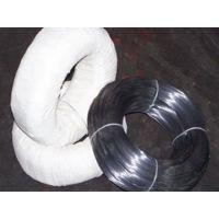 圆形 软质捆绑用 出口非洲黑铁丝1.0mm-3.8mm