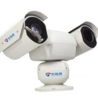 华瑞通科技 电力、森林防火、公路、边防、海事、环境保护监控系统双光谱双侧装轻载云台摄像机