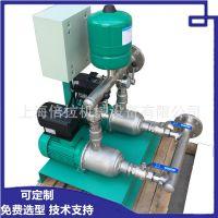 不锈钢进口威乐水泵MHI204-1/10/E/3-380-50-2农村自来水供水增压设备