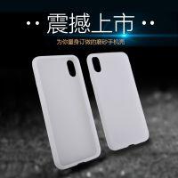 iPhone9 6.1寸5.8寸6.5寸硅胶手机保护套简约透明软胶防摔手机套
