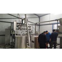 鱼饲料生产线、饲料加工设备、双螺杆鱼饲料膨化机