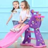 多功能折叠收纳小型滑滑梯 儿童室内上下滑梯宝宝滑梯支持代发