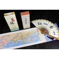 陕西西安特色文化丝绸纪念册 邮票收藏纪念珍品发行价
