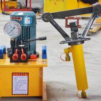 手提式钢筋弯曲机 电动液压钢筋弯曲机 6-32mm钢筋弯曲机厂家