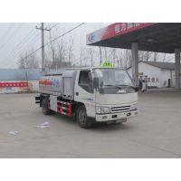 国五江铃新顺达加油车 4吨碳钢加油车 铝合金油罐车 环保油罐车厂