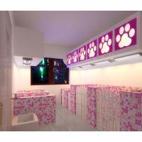 郑州宠物医院装修公司—宠物诊所设计非常重要