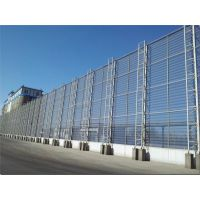 厂家专业生产双峰防风网 挡风墙销售中心
