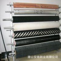 厂家直销供应抛光毛刷辊 工业机械毛刷辊 抛光刷 清洗毛刷辊