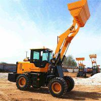 厂家直销装载机 建筑机械 小型抓木机 全新液压轮式小铲车 运沙车