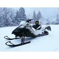 冰雪娱乐园设备 青年(15-35)冰陀螺 雪地摩托车 冰雪两用车 雪地履带车 儿童卡丁车