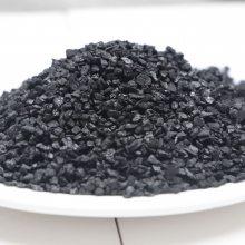 各种过滤器 双层三层过滤池水处理滤料无烟煤机械强度高抗压耐磨