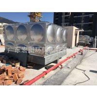水箱不锈钢水箱厂家 方型保温水箱厂家批发 保温水箱包安装