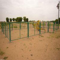 青岛公园防护网 折弯围挡网 景区隔离网