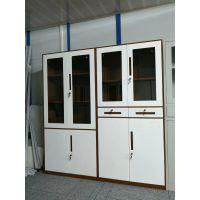 铁皮文件柜 现代 资料柜 办公室铁皮柜 重庆文件柜生产厂家