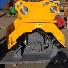 大型挖掘机夯实器 挖机改装夯 挖机振动夯 现货供应 一件代发