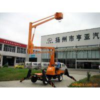 供应升降平台 8米修灯用升降台 电动或柴油液压升降机