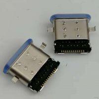 USB 3.1 TYPE-C 沉板1.1防水母座 24P/四脚插板/DIP+SMT/带防水胶圈/带柱