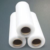 拉伸膜足米料透明PE缠绕膜平质认证包装保护膜打包耗材博美