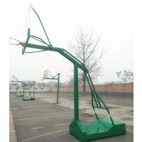 陕西学校部队篮球架价格