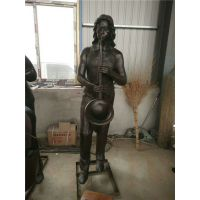 澳门人物铜雕-澳腾铜雕-紫铜人物铜雕定做