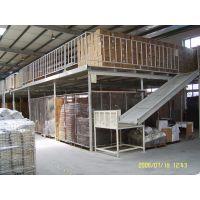 柳州阁楼式货架 柳州货架厂家定制 ,柳州仓储货架批发