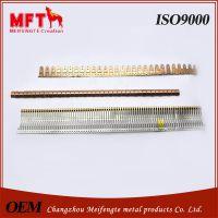【美丰特】电机端子 电机壳 拉伸件 黄铜冲压件 不锈钢小冲压件
