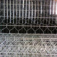 绿格石笼网施工 乌拉特中旗石笼网 河北水库护坡六角网价格