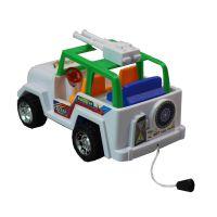 工厂直销 儿童益智玩具车 拉线越野车12cm炫酷造型 男生礼物礼品