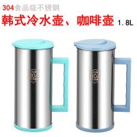 304食品级不锈钢冷水壶、咖啡壶
