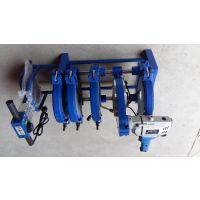 铜川 液压半自动160/250/315/355/400pe对焊机250四环热熔焊机