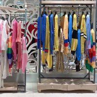 尤 西 子 杭州一线品牌女装折扣尾货库存走份批发不挑款大码女装