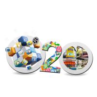 新零售系统、易得网络社区O2O系统、线上线下系统开发